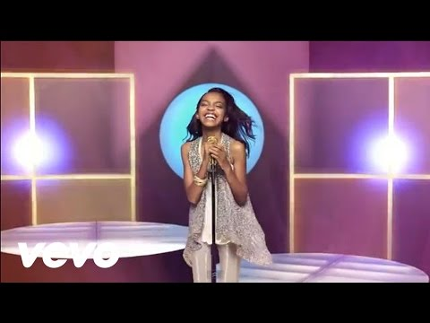China Anne McClain Dynamite from A.N.T. Farm