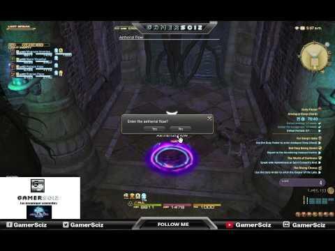 FFXIV - Amdapor Keep HM [HD]
