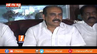 YV Subba Reddy Behavior Causes For Party Damage in Ongole  YSRCP | Loguttu | iNews - INEWS