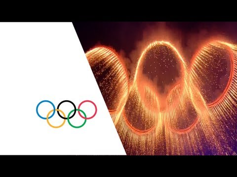 Industrial Revolution Sequence of the Opening Ceremony -  London 2012 Olympic Games