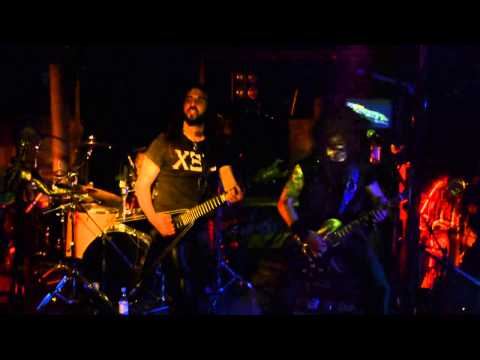 Rotting Christ - Χάος Γένετο / Non Serviam LIVE in Almaty 20/03/2014