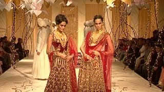 India Bridal Fashion Week -- Day 6