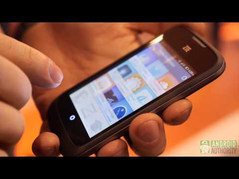 Firefox OS First Look!