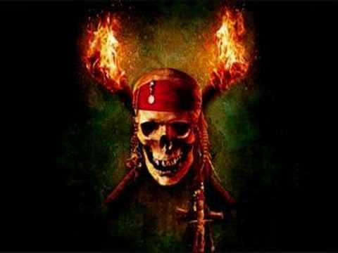 Pirates of the Caribbean - Davy Jones -7R8YBmTI_hY