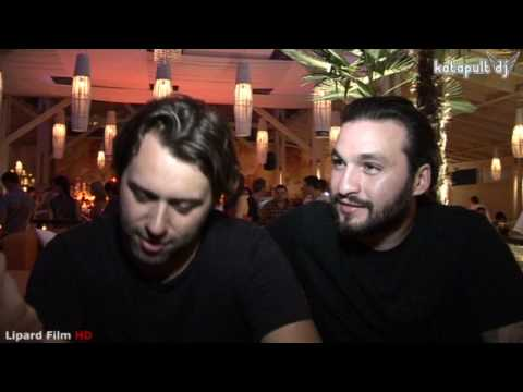 Steve Angello & Sebastian Ingrosso SHM Last Time Interview Hungary by KatapultDJ