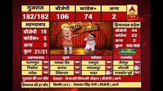 #ABPResults : Bura Na Mano: Watch how 'PM Modi' teases 'Rahul Gandhi' - ABPNEWSTV