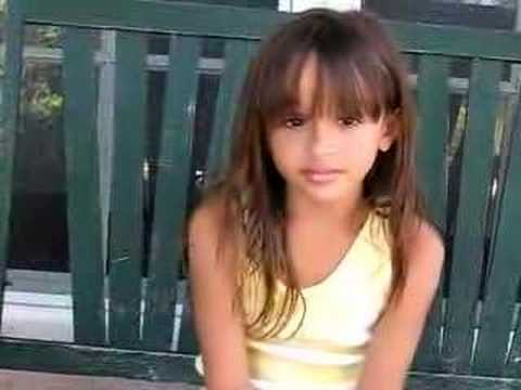 7yr. old girl Jazz ~ thoughts on being a Transgender Child