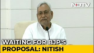 After Dinner And Talks, Nitish Sets Deadline Of Sorts For Amit Shah - NDTV