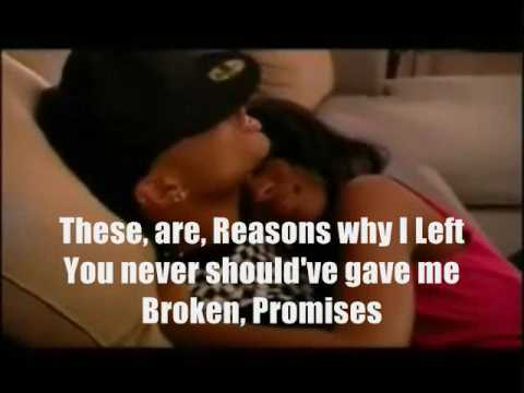 Broken Promises Que Ft. Dawn W Lyricss . 