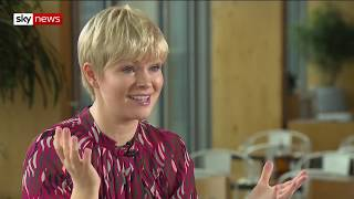 Breakfast with Mee: Cecelia Ahern - SKYNEWS