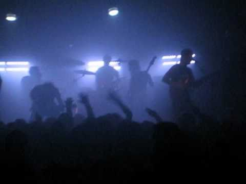The Dillinger Escape Plan live
