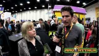 Ultima Forever Interview | Comic Con 2012