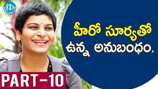 Costume Designer Niharika Reddy Interview - Part #10 || Frankly With TNR - IDREAMMOVIES