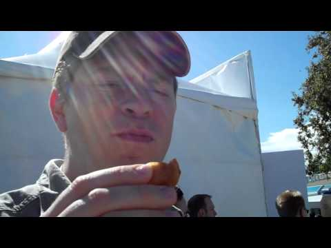 CGR E3 2011 Adventure Pt 4: Sony Press Conference and Corn Dogs!!