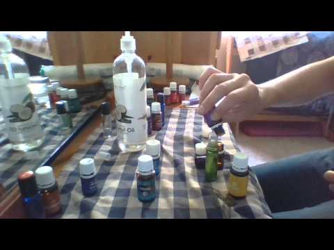 Young Living Essential Oil Recipes