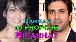 Harman Baweja to propose Bipasha Basu on Valentines Day