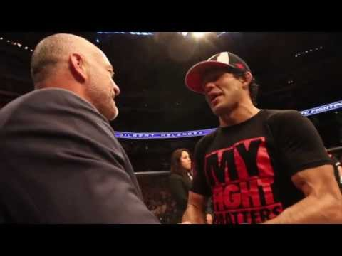 Dana White UFC on FX 8 vlog day 1