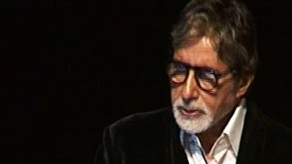 Amitabh Bachchan at an awareness event
