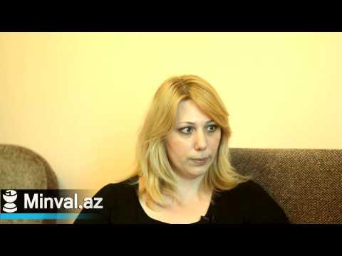 Самира Агаева Интервью
