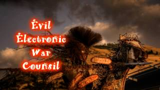 Royalty Free :Evil Electronic War Counsil