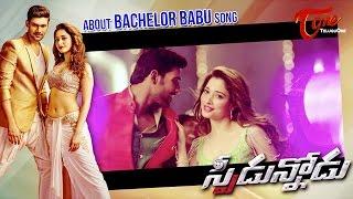 Speedunnodu Bachelor Babu Song Public Response || Bellamkonda Sreenivas, Sonarika, Tamannaah - TELUGUONE