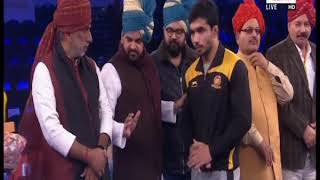 PWL 3 Day 13: Presentation ceremony of Veer Marathas of Pro Wrestling League Season 3 - ITVNEWSINDIA