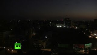 Live from Gaza as Israel's military claims it has started striking Hamas targets - RUSSIATODAY