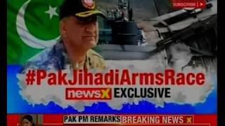 Pak buying AK 103 rifles from Russia, taking Chinese Yuan submarines; will China arm Pak jihadis? - NEWSXLIVE
