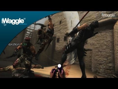 iWatch | Ninja Gaiden 3 PlayStation Move Analysis