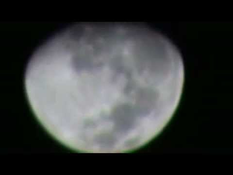 Hazrat Muhammad (Saw) name on moon.mp4