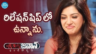 I Am In A Permanent Relationship -  Mehreen || Talking Movies With iDream || #Jawaan - IDREAMMOVIES