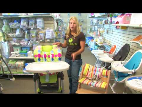 Baby Equipment : Buying a Baby Highchair