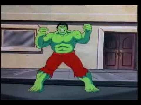 Incredible Hulk 1982 Intro