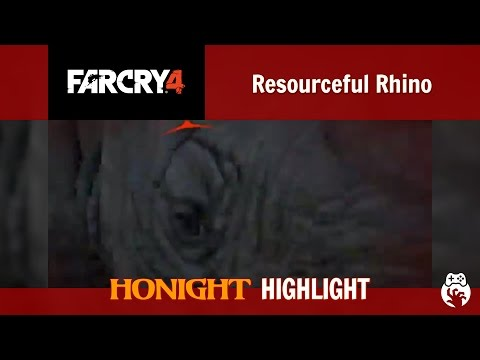 Far Cry 4 - Resourceful Rhino