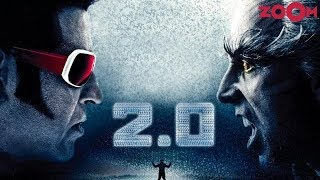 '2.0' Makers Not Happy With The Post Production Of The Film? - ZOOMDEKHO