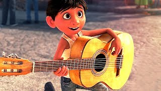 "COCO ""Beautiful Guitar"" Movie Clip ✩ Animation, Disney (2017) - FILMSACTUTRAILERS"