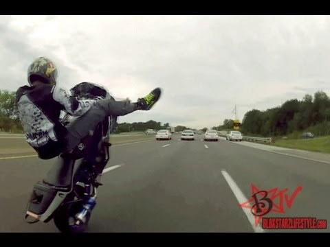 Ride Of The Century 2012 Streetfighterz ROC Street Bike Stunts Motorcycle Tricks Blox Starz TV