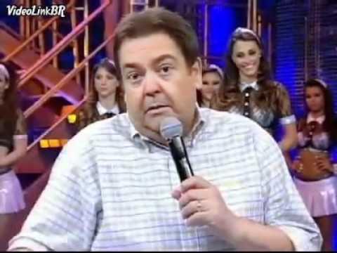 Faustão Fala sobre BBB 12 DANIEL e da Polemica ao Vivo 05.01.2012
