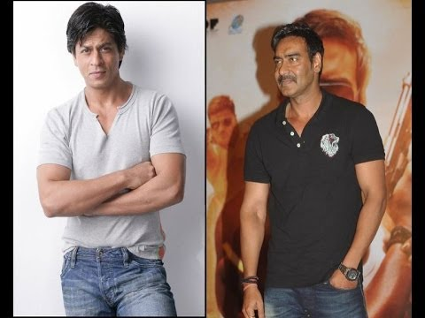 Ajay thanks Shah Rukh