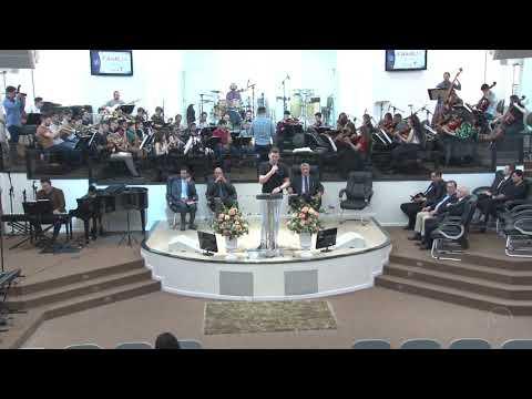 Orquestra Sinfônica Celebração - Harpa Cristã   Nº 200   O bondoso amigo - 09 12 2018
