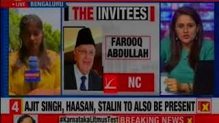 Telangana CM Chandrashekar Rao not to attend HDK's swearing-in ceremony - NEWSXLIVE