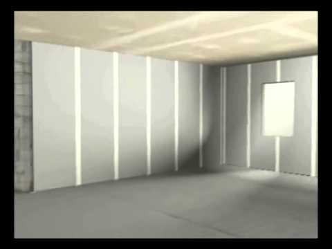 Placarea interioara a peretilor din zidarie masiva cu Gips Carton Rigips Tencuiala Uscata