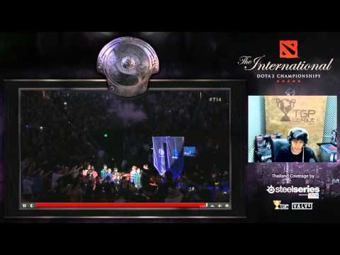 The International 2014 Live In TGPL PUBSTOMP [21-7-14]