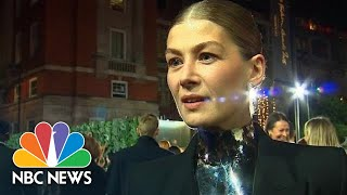 Fashionista Compares Brexit To A Wardrobe Malfunction: 'It's A Pretty Bad Thing' | NBC News - NBCNEWS