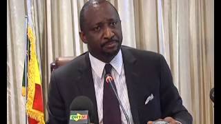 Tieman COULIBALYMINISTRE AFFAIRES ETRANGERES-MALI-APA 