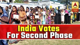 Second Phase of Lok Sabha Elections 2019: Full coverage of 9.30 am - ABPNEWSTV