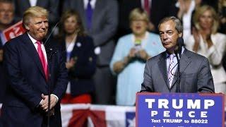 Farage: Trump should focus on issues - CNN