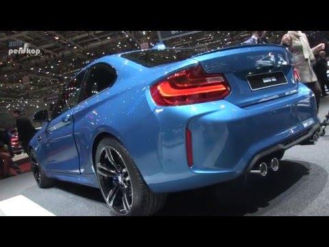 Autoperiskop.cz  – Výjimečný pohled na auta - Autosalon Ženeva 2016 – BMW M 760 LI, BMW 740Le xDrive, BMW i8, BMW M2 – VIDEO