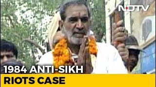 Congress' Sajjan Kumar convicted in 1984 anti-Sikh riots case - NDTV
