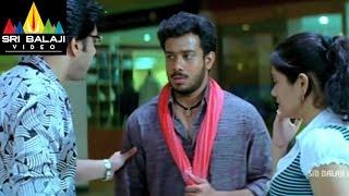 Bet Movie Bharath Saving his Friend Scene || Bharath, Priyamani - SRIBALAJIMOVIES